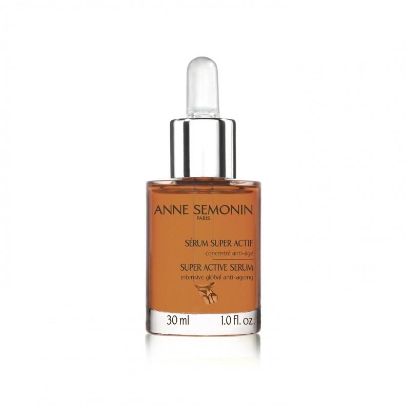 Антивозрастная сыворотка для лица, области шеи и декольте - Vegan skincare  - Anne Semonin Skincare