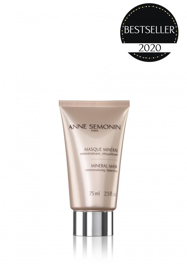 Глубоко очищающая и увлажняющая маска с минералами - Регенерация и увлажнения - Anne Semonin Skincare