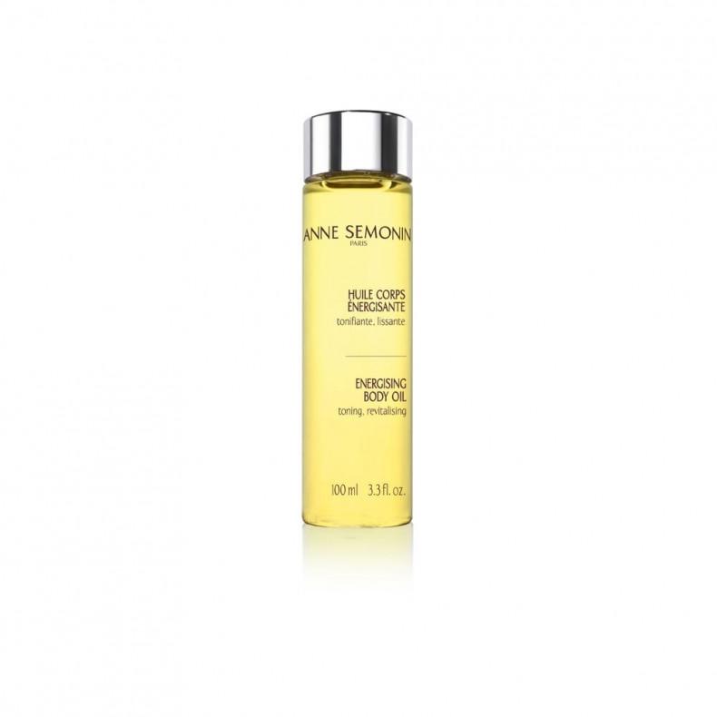 Тонизирующее масло для тела  (100 мл.) - Уход за телом - Anne Semonin Skincare