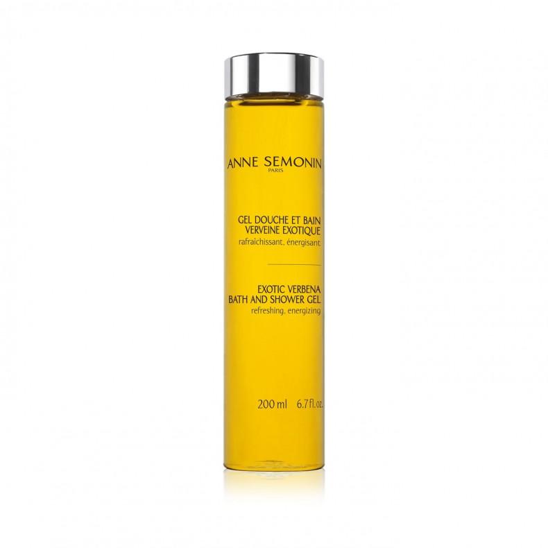 Гель для душа и ванны с олигоэлементами Exotic Verbena - Очищение - Anne Semonin Skincare