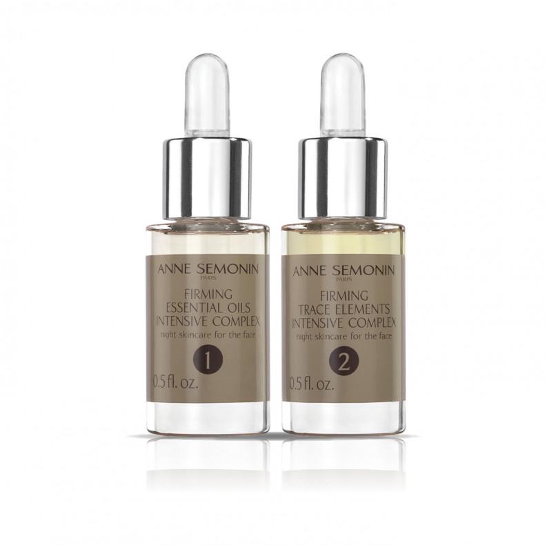 Повышающий упругость кожи интенсивный комплекс c эфирными маслами и олигоэлементами - Default Category - Anne Semonin Skincare