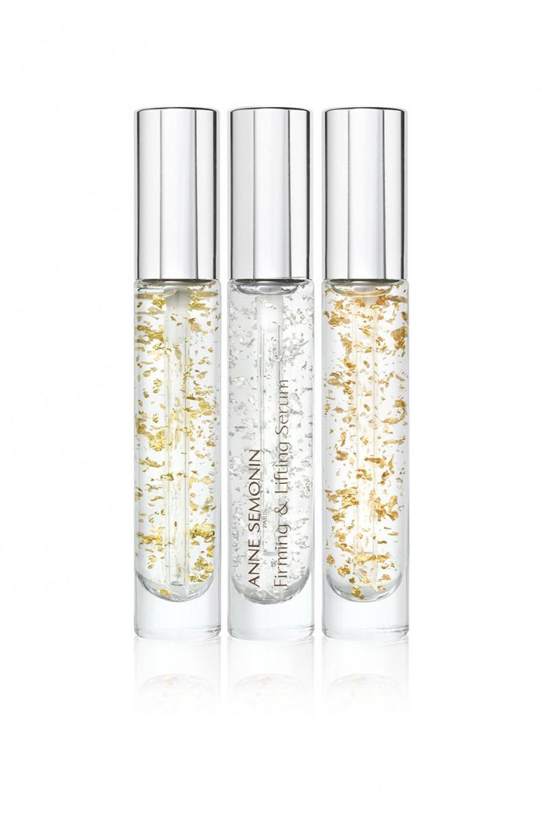 Укрепляющие и подтягивающие сыворотки с золотом 24К - Уход за кожей - Anne Semonin Skincare