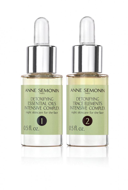 Интенсивный детокс комплекс  с эфирными маслами и олигоэлементами - Сияние - Anne Semonin Skincare