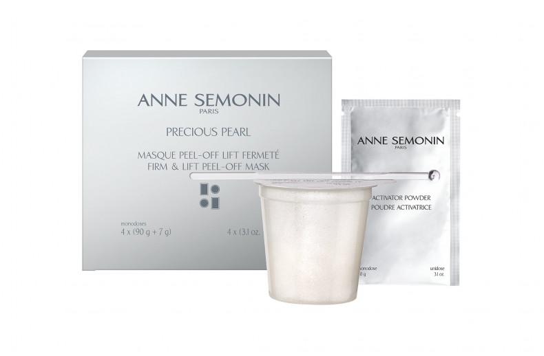 Укрепляющая и подтягивающая отшелушивающая маска - Default Category - Anne Semonin Skincare