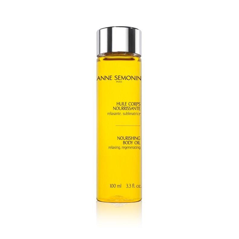 Питательное масло для тела  (100 мл.) - Vegan skincare  - Anne Semonin Skincare
