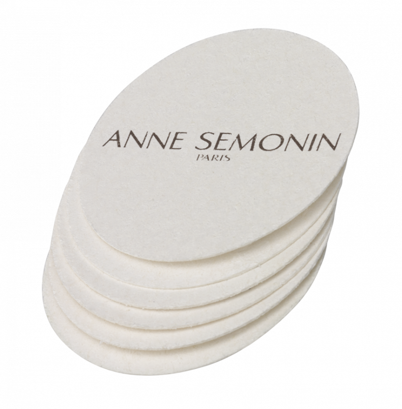 Спонж из целлюлозы - Сухая - Anne Semonin Skincare