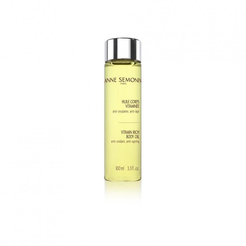 Масло для тела, обогащенное витаминами (100 мл.) - Default Category - Anne Semonin Skincare