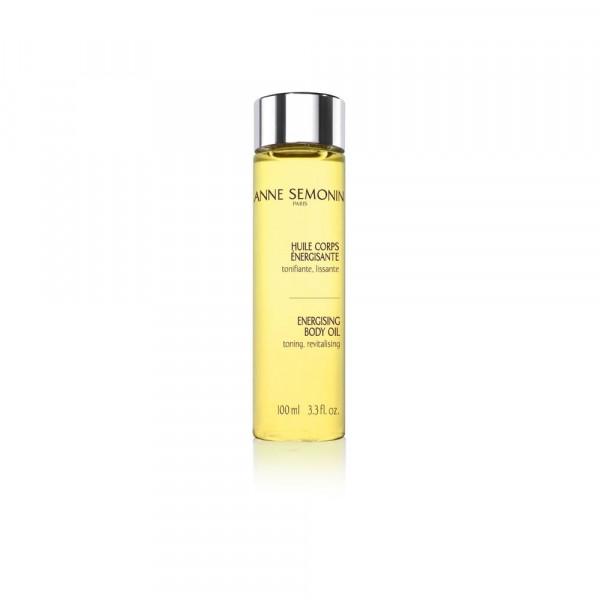 Тонизирующее масло для тела  (100 мл.) - Для мужчин - Anne Semonin Skincare