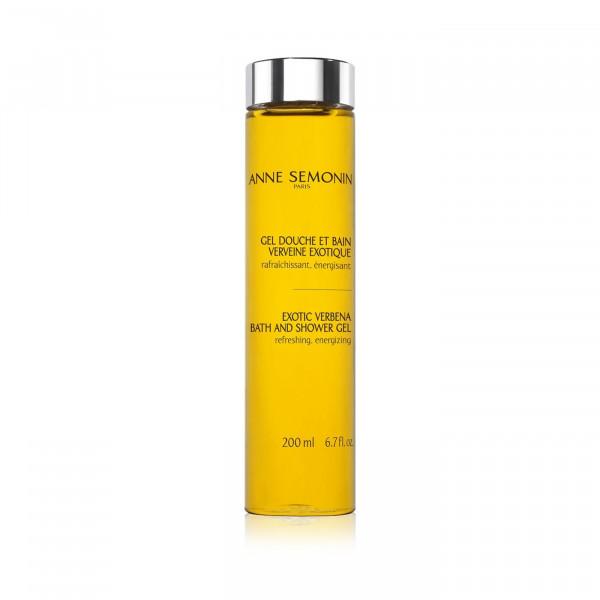 Гель для душа и ванны с олигоэлементами Exotic Verbena - Для мужчин - Anne Semonin Skincare