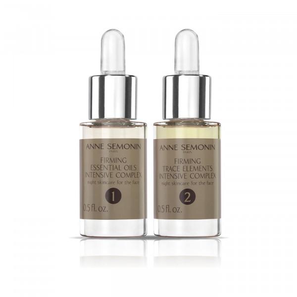 Повышающий упругость кожи интенсивный комплекс c эфирными маслами и олигоэлементами