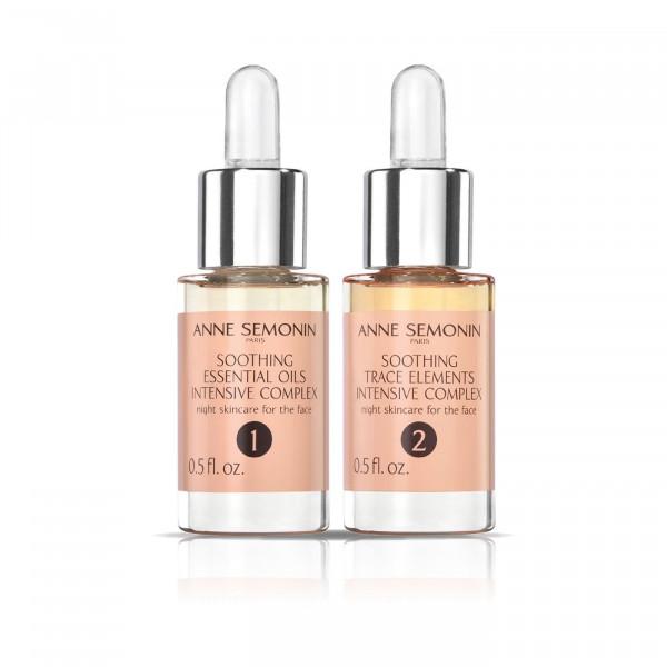 Успокаивающий интенсивный комплекс  с эфирными маслами и олигоэлементами - Нормальная - Anne Semonin Skincare